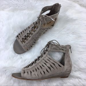 Sam Edelman | Daleece Gray Sandals 7.5M